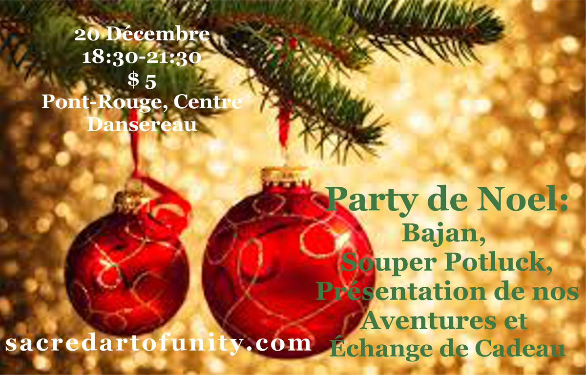 Party de Noel Quebec 2017