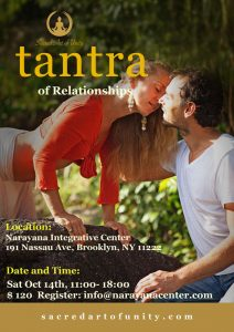 Tantra of Relationships 2017