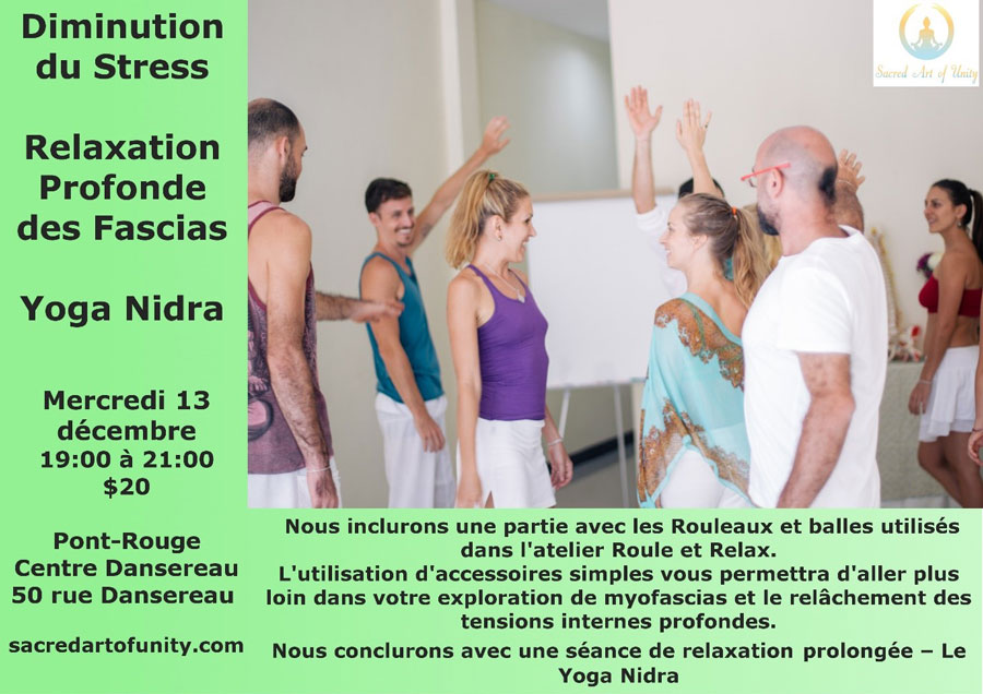 Focus Diminution du stress